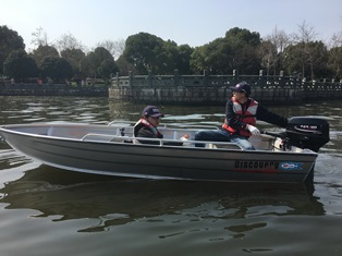 PARSUN TE15 VS TOHATSU MX18 and 2ND-RATE OUTBOARD 25HP