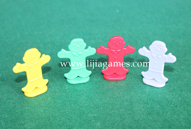 plastic candy land pieces