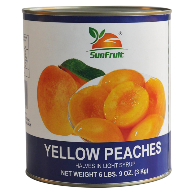 Yellow Peach 3kg