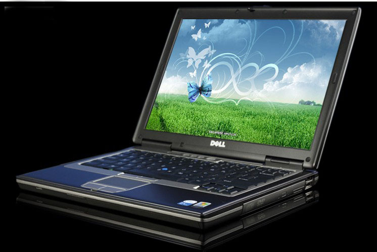 cheap dell used laptop from china BNR wholesale computer duo core 14inch 2G RAM 80G HDD Win7 GOOD Second-hand laptop